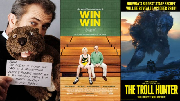 "New on Home Video: ""The Beaver"", ""Trollhunter"", ""Win Win"" & More"