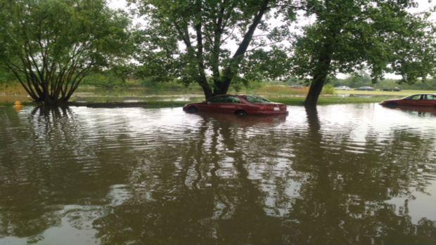 Flash Floods Tear Through Cook County