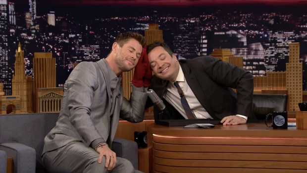 [NATL] 'Tonight': Jinx Challenge with Chris Hemsworth
