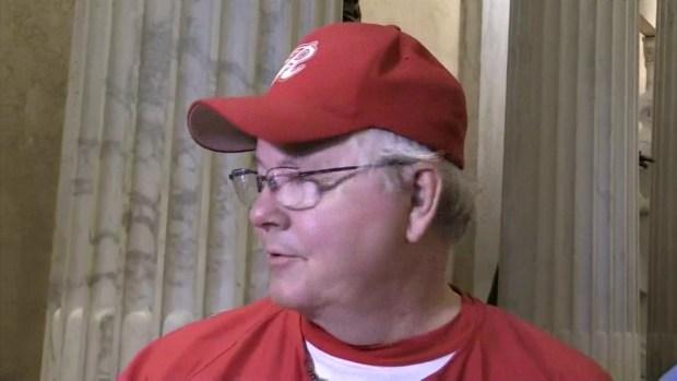 'It Was Scary': Rep. Joe Barton on Baseball Shooting