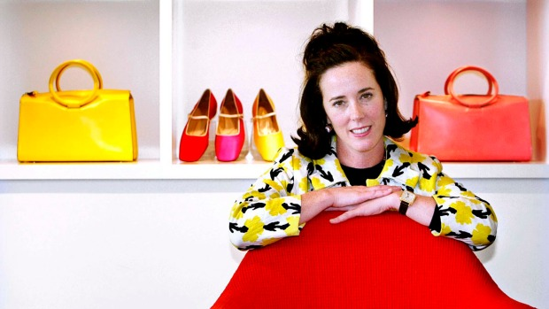 Remembering NYC Fashion Icon Kate Spade