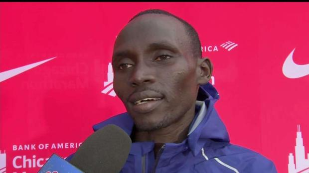 [CHI] Lawrence Cherono Discusses His Chicago Marathon Win