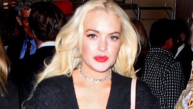 Lifetime Wants Lindsay Lohan to Play Liz Taylor, Clearly Aren't Serious About Making the Film