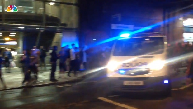 At Least 7 Killed in London Terror Attack