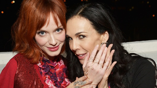 [NATL] Celebrities React to Designer L'Wren Scott's Death