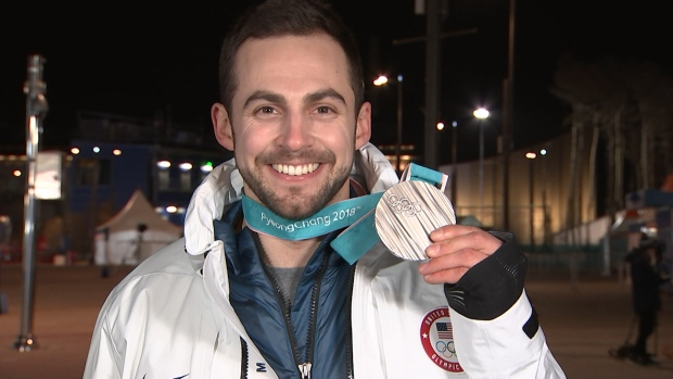 Chris Mazdzer Knows the Importance of His Luge Medal