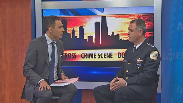 [CHI] Police Supt. McCarthy Visits NBC 5 News Today