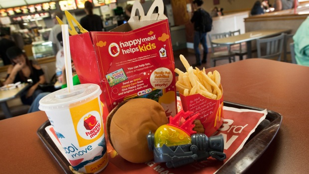 [CHI] McDonald's Announces Changes to Iconic Happy Meal