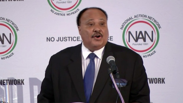 [NATL] MLK III: American Dream Is 'a Nightmare'