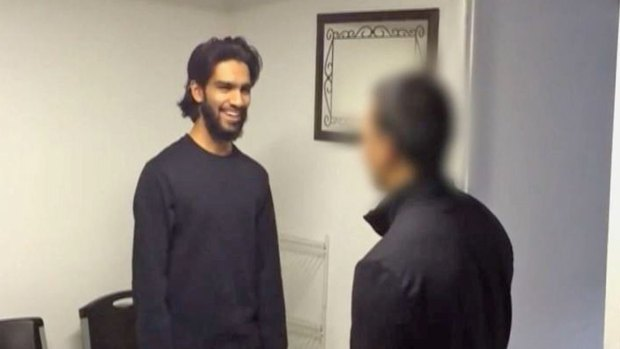 [CHI] Documents Reveal Feds' Questioning of Accused Terrorist