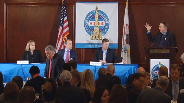 [CHI] Moody's Addresses City Club of Chicago