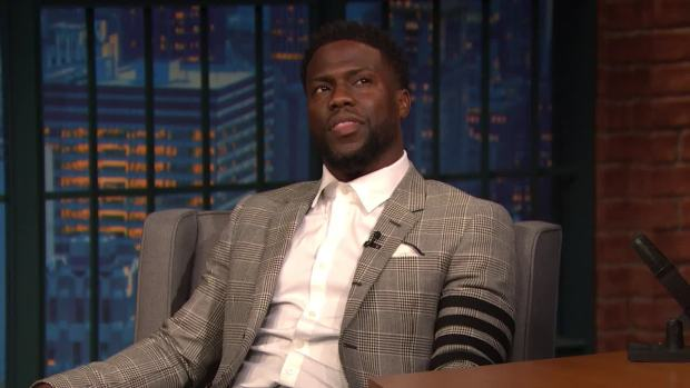 [NATL] 'Late Night': Kevin Hart Has Bootleggers to Thank for His Career