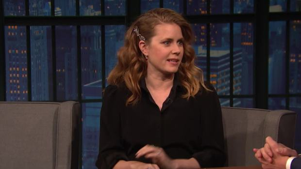 [NATL] 'Late Night': Amy Adams Based Portrayal of Lynne Cheney on Grandma