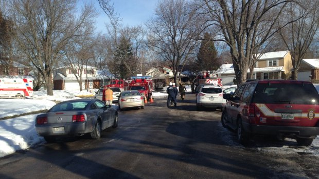 [CHI] 2 Killed in Naperville House Fire
