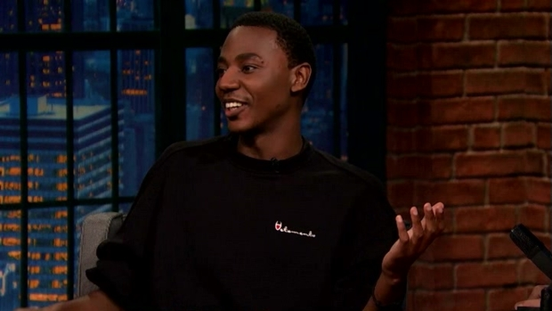 [NATL] 'Late Night:' Jerrod Carmichael on Challenges of Making Semi-Autobiographical Show