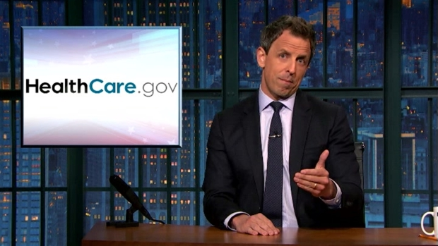 [NATL] 'Late Night': A Closer Look at Donald Trump's Obamacare Fail