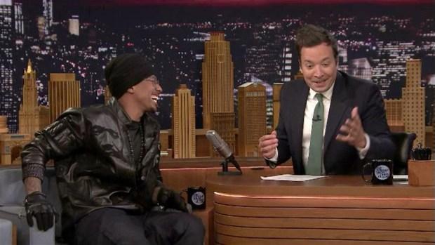 [NATL] 'Tonight Show': Nick Cannon Talks 'America's Got Talent' Season 11