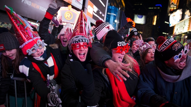 [NATL] Must See: New Year's Celebrations Ring In 2014 Around the World