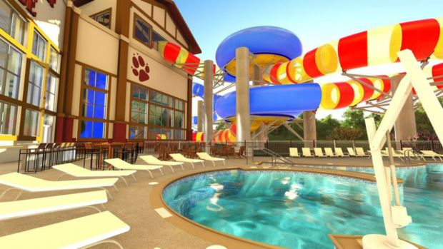 Great Wolf Lodge Reveals New Attractions