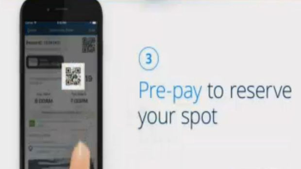 Cook Co. Considers Parking App Tax