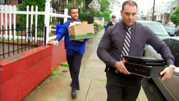 [PHI] Police Raid Home of Backhoe Operator