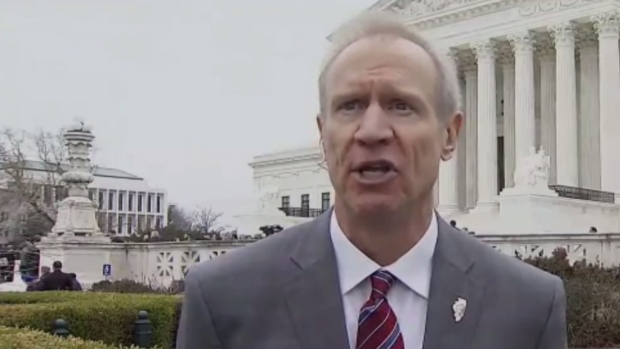 Gov. Bruce Rauner Visits Washington DC
