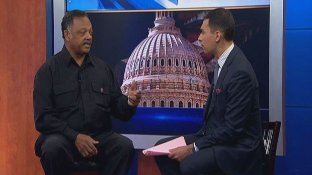 [CHI] Rev. Jackson on Gov't Shutdown