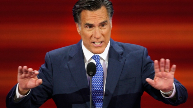 Opinion: Mitt Romney Runs Against Chicago ... Four Years Too Late