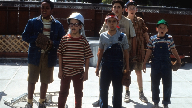 [NATL] See the Cast of 'The Sandlot' All Grown Up
