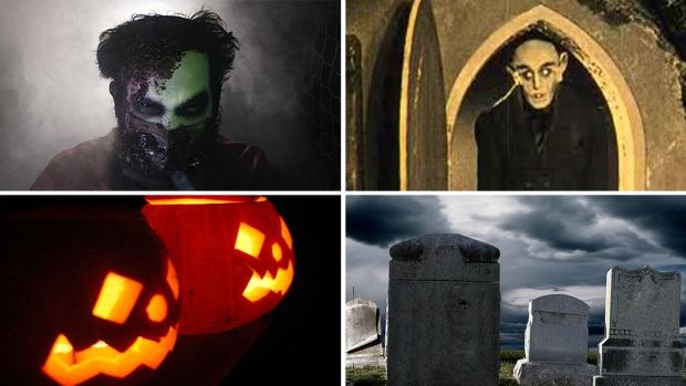 Make Halloween Last All Month With These Creeptastic Things to Do