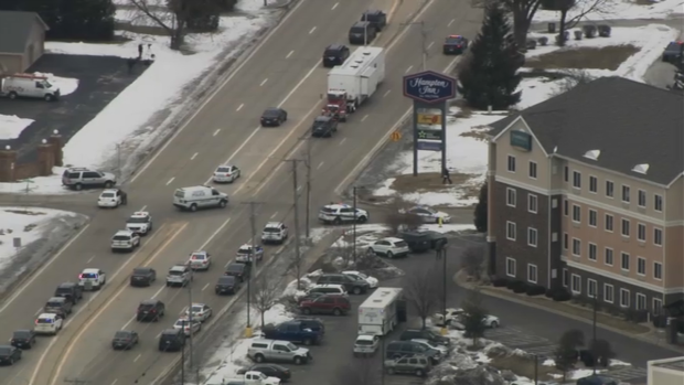 McHenry County Deputy Killed in Hotel Shootout