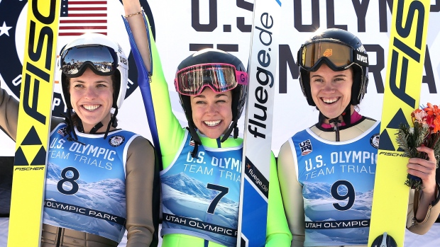 Team USA Announces 2018 Ski Jumping Team for Pyeongchang