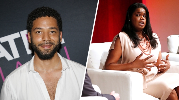 Emails Reveal Foxx Asked Johnson to Give FBI Smollett Case