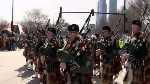 St. Patrick's Day Celebrations in Chicago