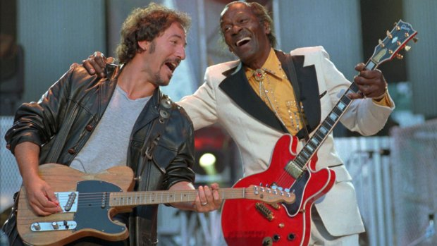 [NATL] Rock 'n' Roll Legend Chuck Berry Through the Years