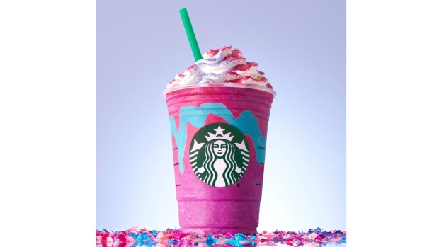 [NATL] Wildest Food Crazes: Unicorn Frappuccino