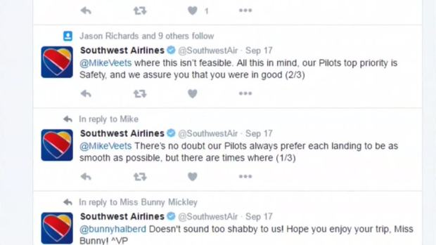[NATL-DFW] Airlines Reading, Responding to Social Media Rants