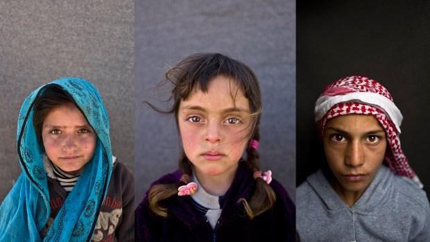 [NATL] 700,000 Children Are Refugees From Syrian War: UN