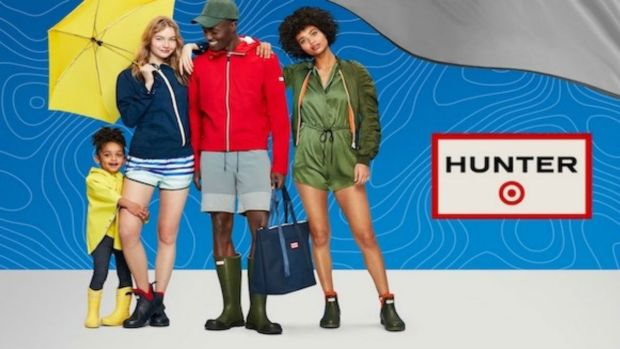 Sneak Peek: See Target's Big Collaboration With Hunter Boots