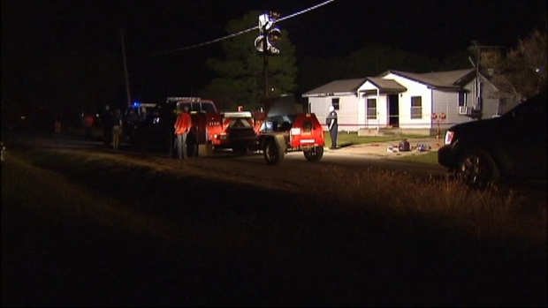 [DFW] Two People Found Dead in Terrell Neighborhood