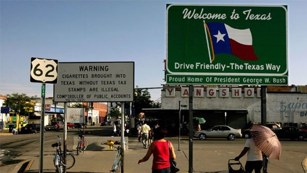 [DFW] Perry Sending Troops to Border