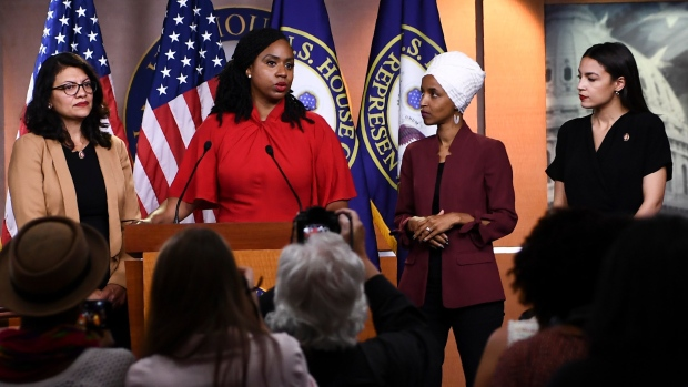 [NATL] 4 Congresswomen Respond to Trump's 'You Can Leave' Remark