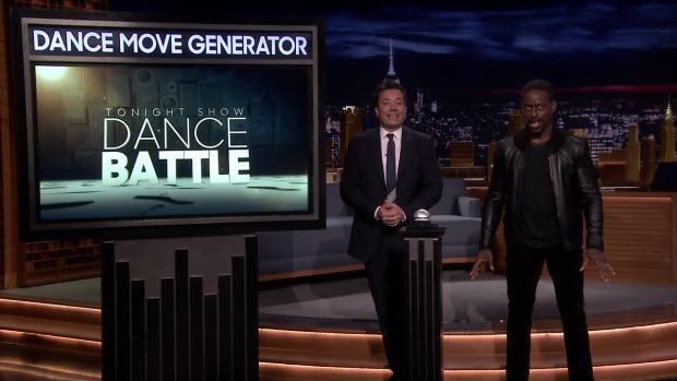 [NATL] 'Tonight': Dance Battle with Sterling K. Brown and Brian Tyree Henry