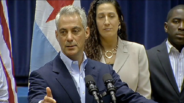 [CHI] Emanuel Signs Minimum Wage Executive Order