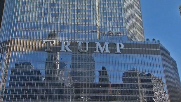 Trump Fires Back Over Sign Controversy