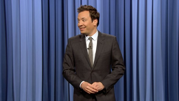 'Tonight': Fallon Talks To 'GOP Fan' About Scaramucci