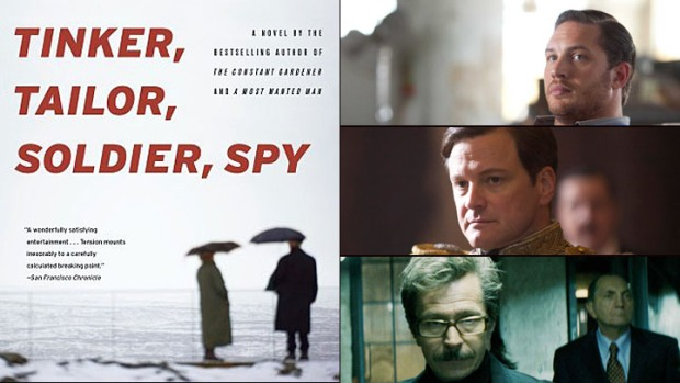 """Tinker Tailor Soldier Spy"" Asked to Kick Off Venice, Coming to States in Fall"