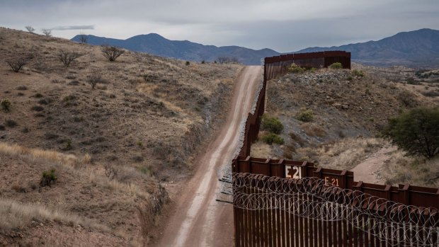 [NATL] Construction Begins on Border Wall Prototypes