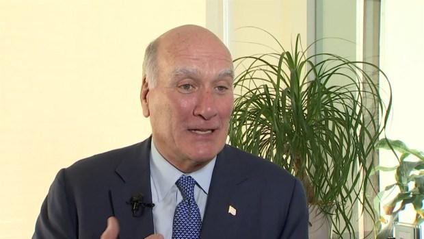 Bill Daley Dismisses Concerns About Age