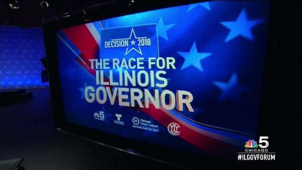 Race for Illinois Governor Forum: Part 8